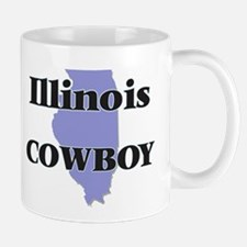 Illinois Cowboy Mugs