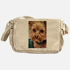 Unique Yorkshire terrier Messenger Bag