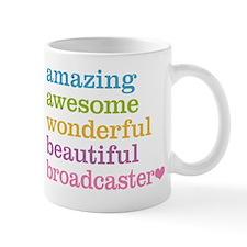 Amazing Broadcaster Mugs