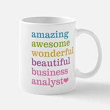 Amazing Business Analyst Mugs
