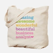 Amazing Business Analyst Tote Bag