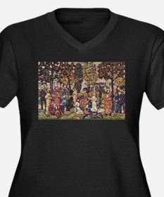 Autumn by Prendergast Plus Size T-Shirt