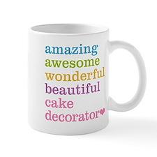 Amazing Cake Decorator Mugs