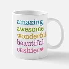 Amazing Cashier Mugs