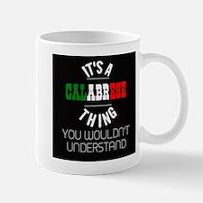 Calabrese Thing Mugs