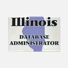 Illinois Database Administrator Magnets
