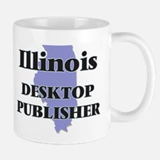 Illinois Desktop Publisher Mugs