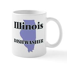 Illinois Dishwasher Mugs