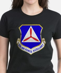 Civil Air Patrol Shield Tee