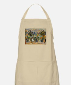 In Luxembourg Gardens by Prendergast Apron