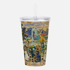 In Luxembourg Gardens Acrylic Double-wall Tumbler