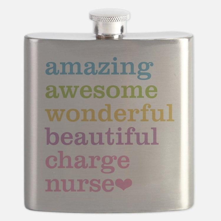 Amazing Charge Nurse Flask