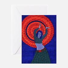 Sun Dancer Greeting Card