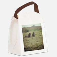 Cool Amish Canvas Lunch Bag