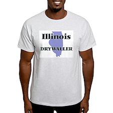 Illinois Drywaller T-Shirt