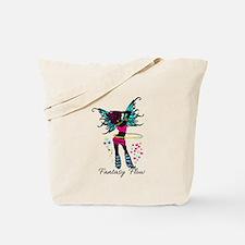 Cute Hula Tote Bag