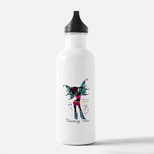 Cute Hula Water Bottle