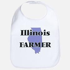 Illinois Farmer Bib