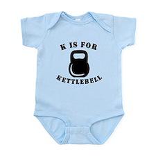 K Is For Kettlebell Body Suit