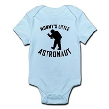 Mommys Little Astronaut Body Suit