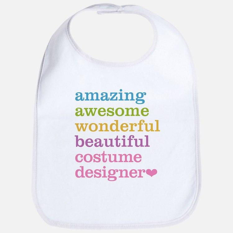 Amazing Costume Designer Bib