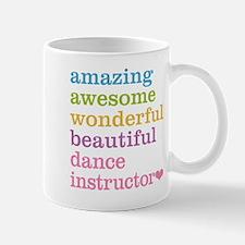 Amazing Dance Instructor Mugs