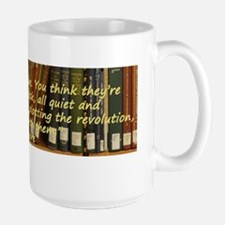 Librarians are Subversive Mug