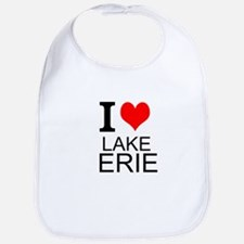 I Love Lake Erie Bib
