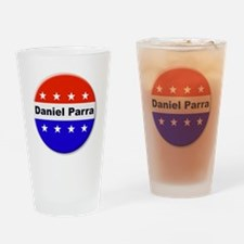 Vote Daniel Parra Drinking Glass