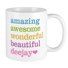 Amazing Deejay Mugs
