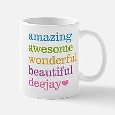 Amazing Deejay Mugs
