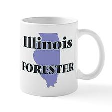 Illinois Forester Mugs