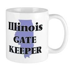 Illinois Gate Keeper Mugs