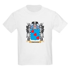 Thorsen Coat of Arms - Family Cres T-Shirt