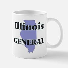Illinois General Mugs