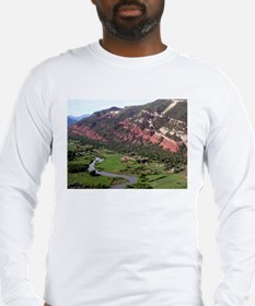 Near Durango, Colorado, from t Long Sleeve T-Shirt
