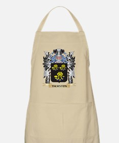 Thurston Coat of Arms - Family Crest Apron