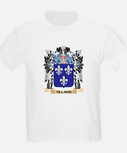 Tillmon Coat of Arms - Family Cres T-Shirt