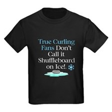 TOP Curling Slogan T