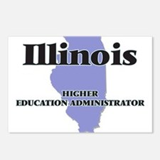 Illinois Higher Education Postcards (Package of 8)