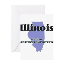 Illinois Higher Education Administr Greeting Cards