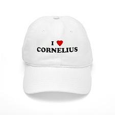 I Love CORNELIUS Baseball Cap