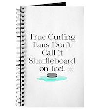 Curling Slogan Journal