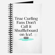 Curling Slogan Journal