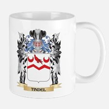 Tindel Coat of Arms - Family Crest Mugs