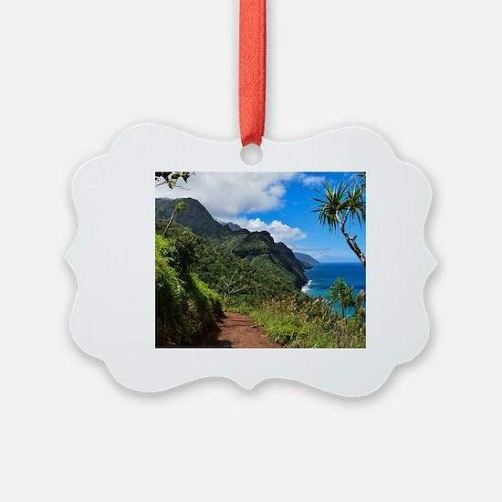 Unique Tropical rainforest Ornament