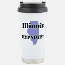 Illinois Hypnotist Travel Mug