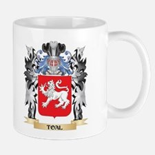 Toal Coat of Arms - Family Crest Mugs