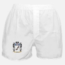 Tobias Coat of Arms - Family Crest Boxer Shorts
