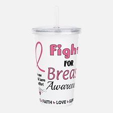 Childhood Cancer Awareness Acrylic Double-wall Tum